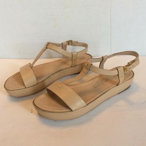 New Elizabeth and James Leather Sandals